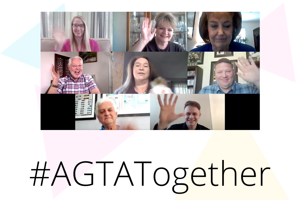 #AGTATogether Video Placeholder